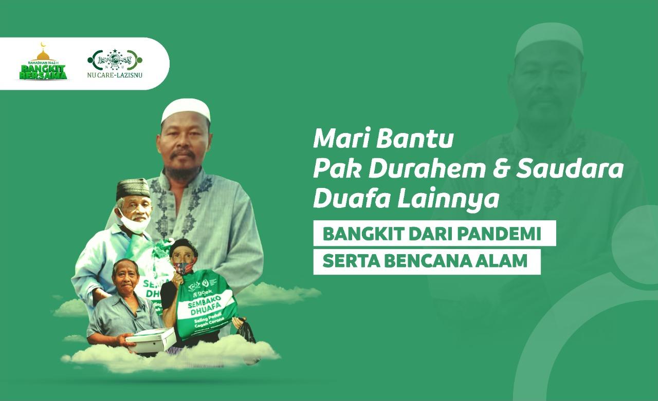 Ramadhan Bangkit bersama Duafa