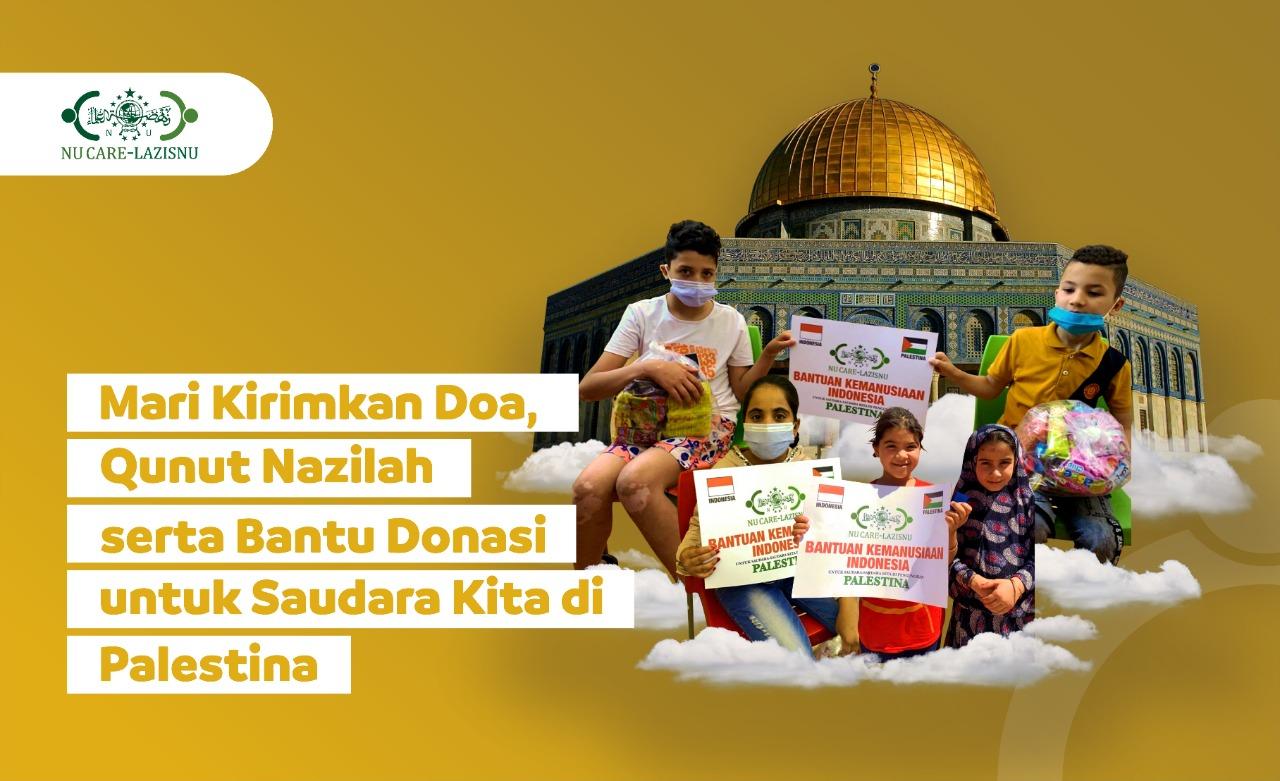 Mari Kembali Bersolidaritas untuk Warga Palestina