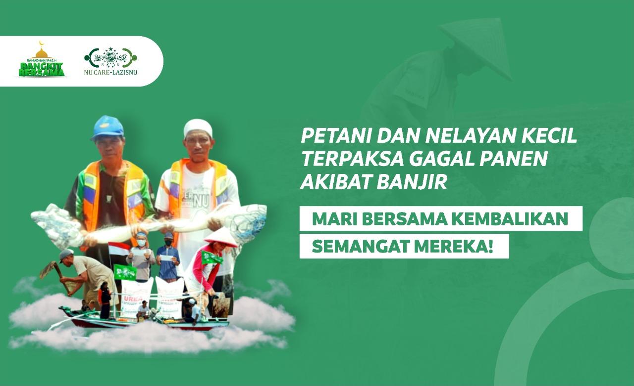 Ramadhan Bangkit bersama Petani dan Nelayan