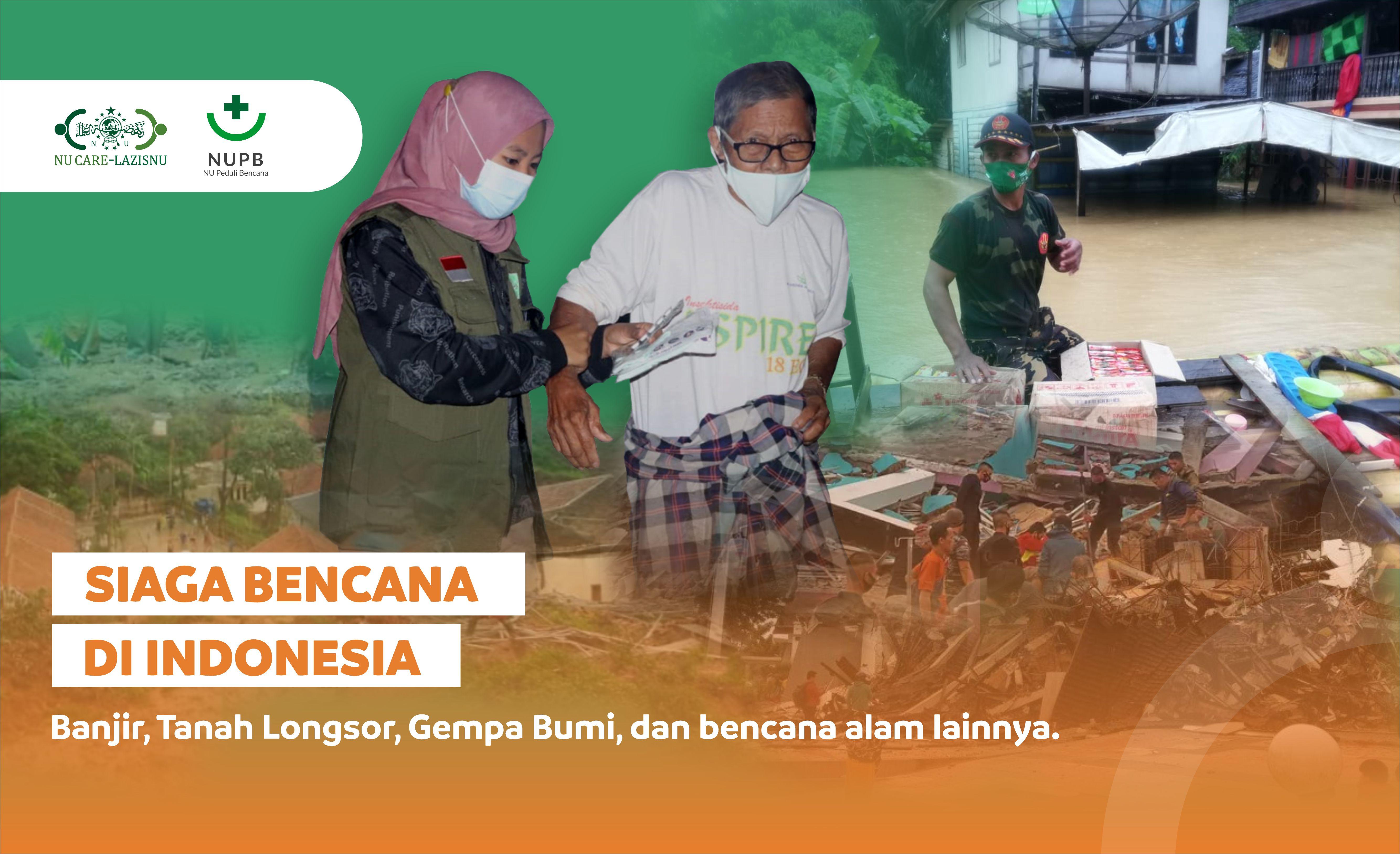 Siaga Bencana di Indonesia